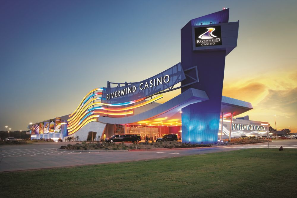 riverwind casino okla