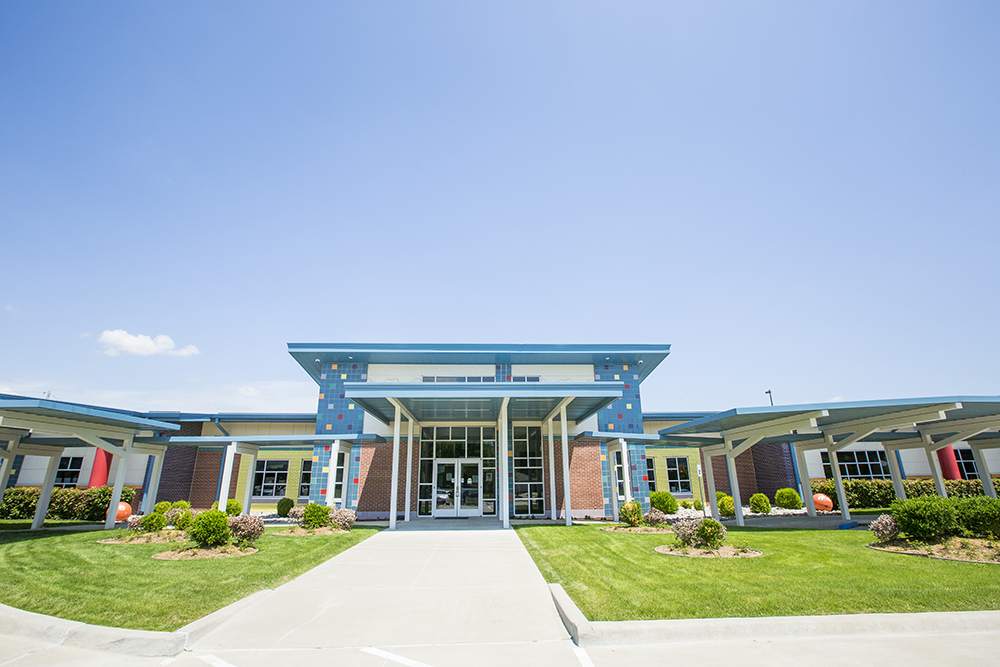 Chickasaw Nation Child Development Center - Ardmore