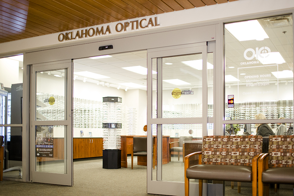 Oklahoma Optical - Ardmore