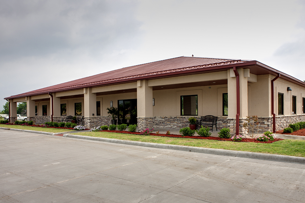 Connerville Senior Center