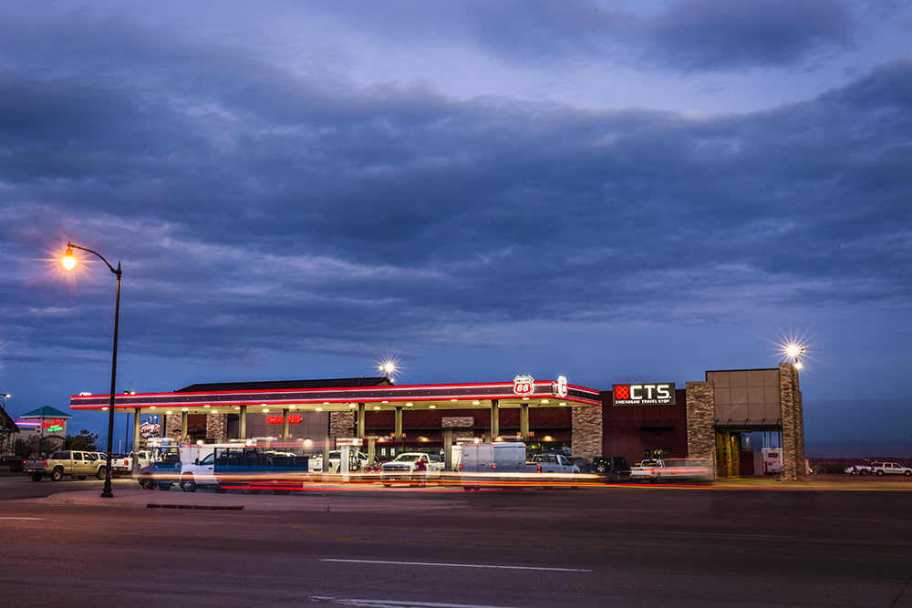 Chickasaw Travel Stop - Ada Gaming West