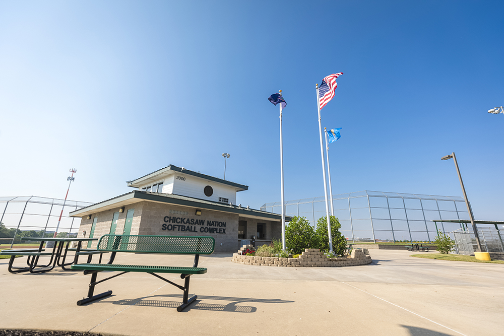 Chickasaw Nation Softball Complex