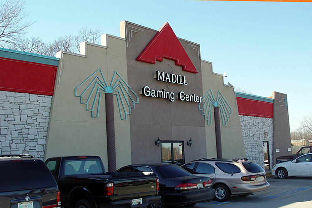 Madill Gaming Center